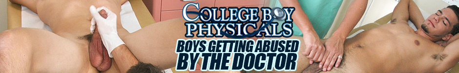 College Boys Physicals - Gay Doctor Takes Matters Into His Own Hands
