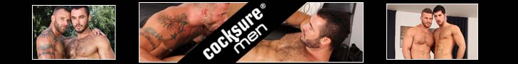 Cocksure Men - Bareback sex with Hot Stud Ivo Kerk and Tom Paris