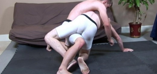 Turnback Tuesday: Jack And Mark Wrestle