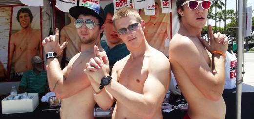 Long Beach Gay Pride (part 1)