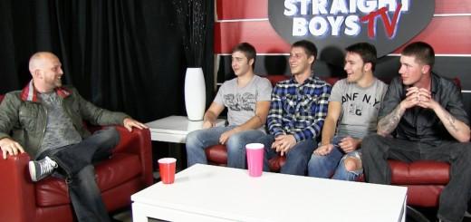 Straight Talk With Paul, Brandon, Ian And Alan