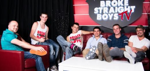 Straight Talk With Jaxon, Kael, Vadim & Romeo