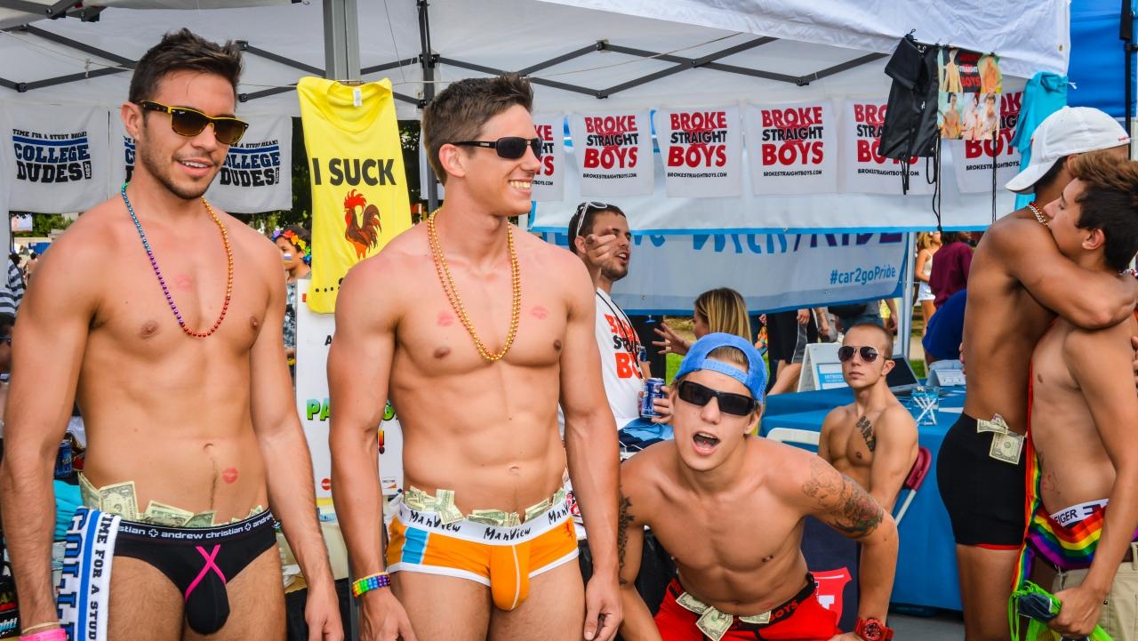 from Davis gay pride tube
