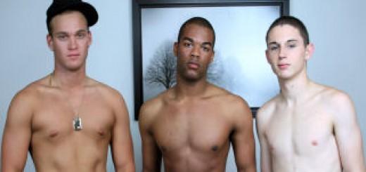 Tyler, Derek & Dustin