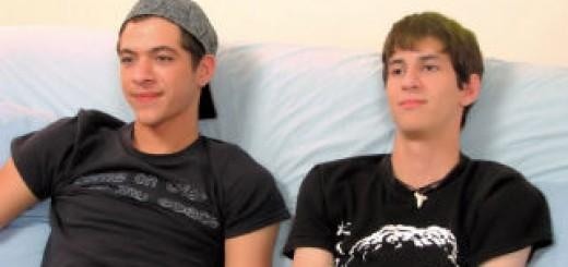 Zach, Mike, Cody, Luke