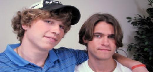 Stephen & Jordan