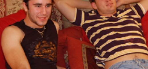 Jake Terrace And Jamie Donovan