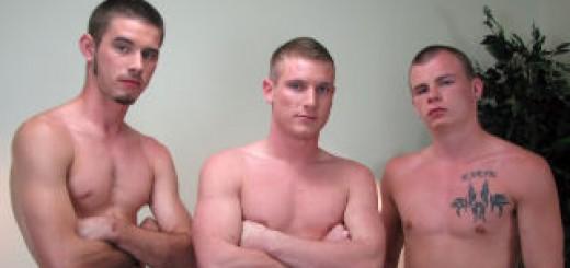 Kevin, Nathan & Ridge