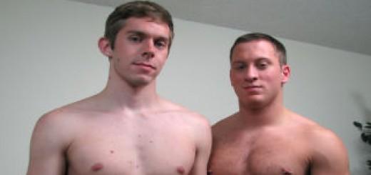 Caleb & Scott