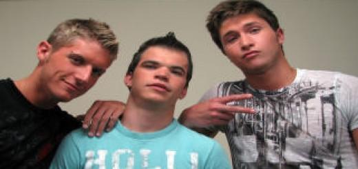 Logan, Jay, Holden