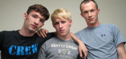 Aiden, Torin & Steve