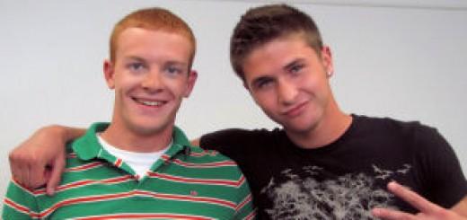 Logan & Dustin