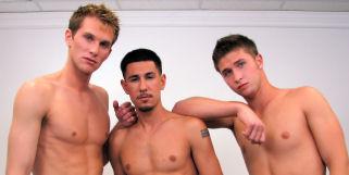 Logan, Shane & Ricky