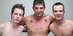 Blake, Jeremy & Austin