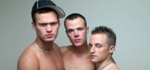 Austin, Ryan, & Dustin
