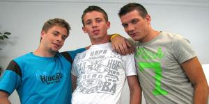 Sean, Jayce, Leon (hd)