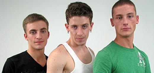 Scott, Leon, & Ryan