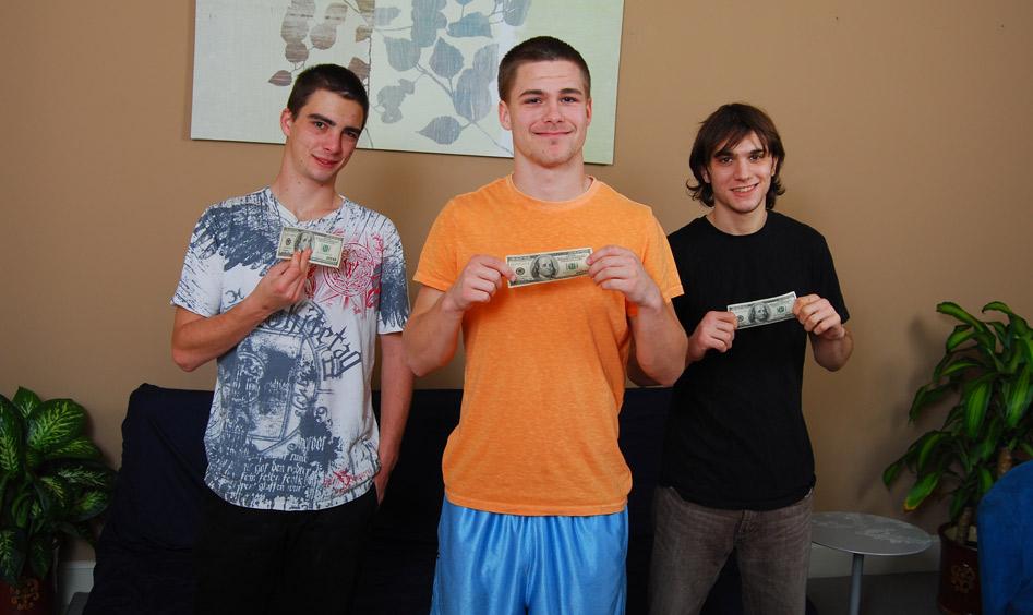 Jimmy, Rocco, & Slink