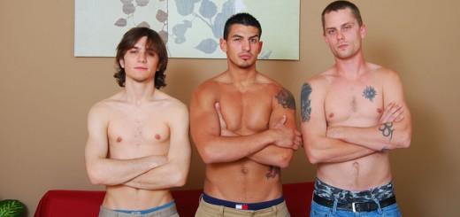Matt, Rocco, Vinnie