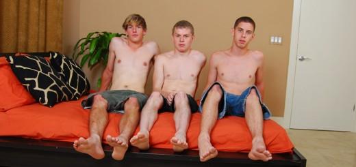 Sam, Reed, & Kevin