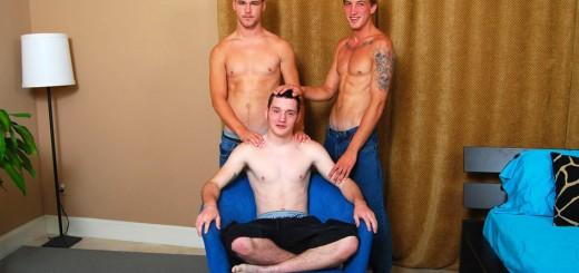 Jimmy, Mark, & Colin