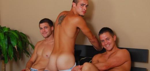 Jimmy, Drake, & Jamie
