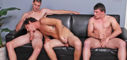 Paul Canon, Scott Harbor & John Silver