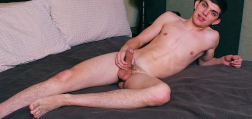 Shane Altman Busts A Nut