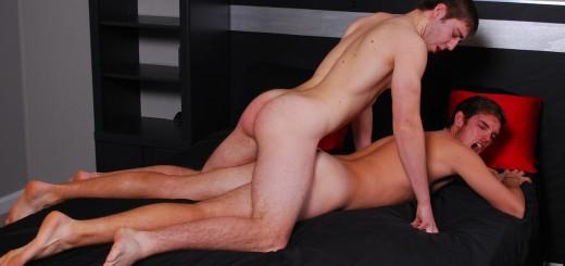 Brandon Nails Tyler Bare