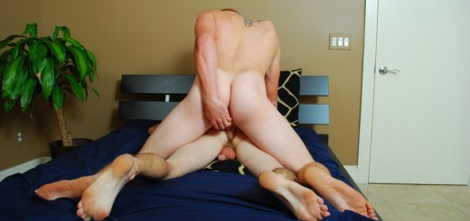 Two Young Men Fulfill Their Gay Fantasy And Strike Gold