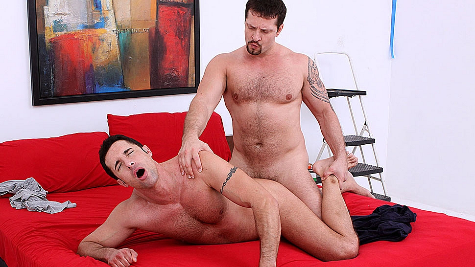 Cameron kincade and andrew collins