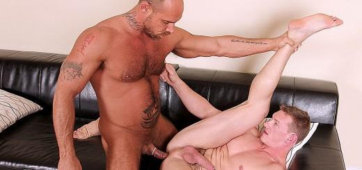 Jake Deckard & Kieron Ryan