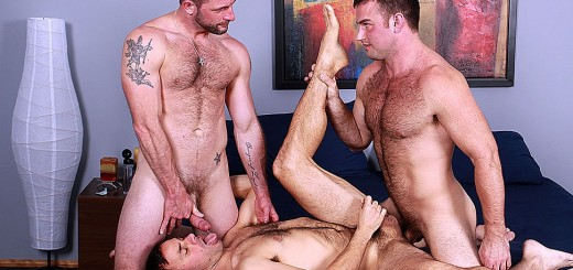 Morgan Black, Heath Jordan, & Conner Habib