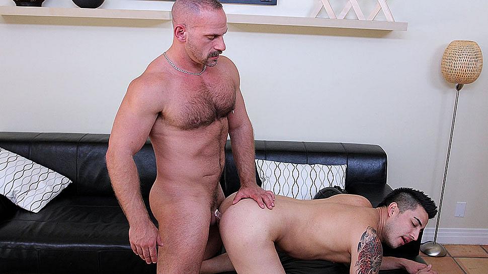 Video cazzo grosso gay uomo muscoloso