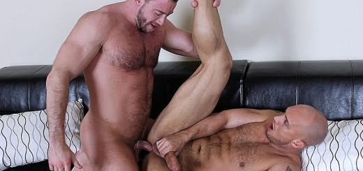 Shay Michaels & John Magnum