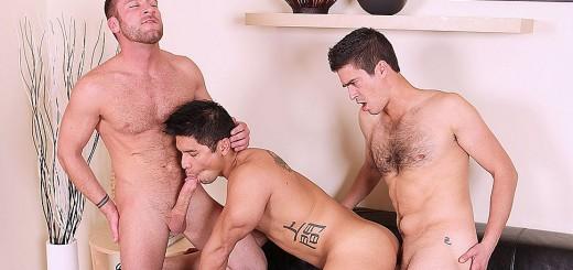 Trevor Knight, Mike Martinez & Spencer Wil...