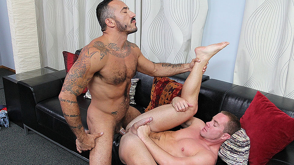 Hot gay passionate sex They just became more intense