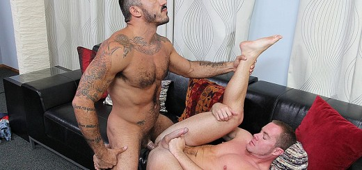 Alessio Romero & Trent Atkins