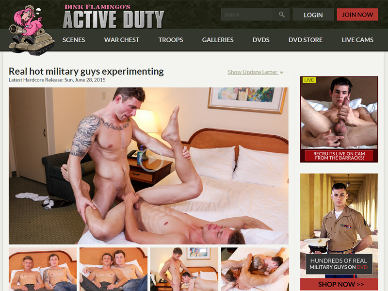 Active Duty Tour Screenshot