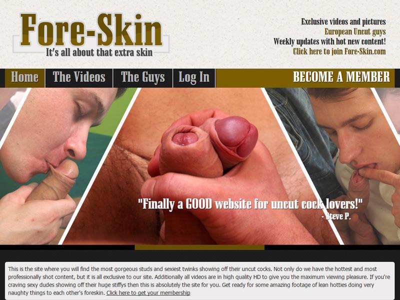 Fore Skin Tour Screenshot